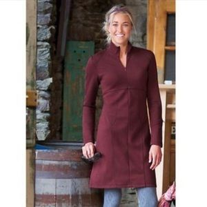 New Athleta Cherrywood Ponte Cassidy Dress